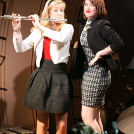 Caroline Whittingham and Emma Ernest in Proud in Prodigy 2