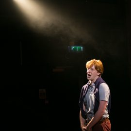 Jamie Dodd in spotlight in Prodigy